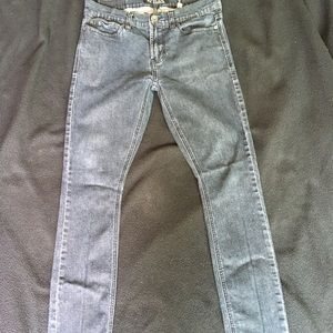 Rude Indigo Super Skinny Denim